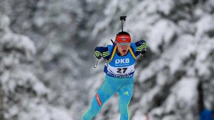 Мужская сборная Украины провалила спринт наКубке мира