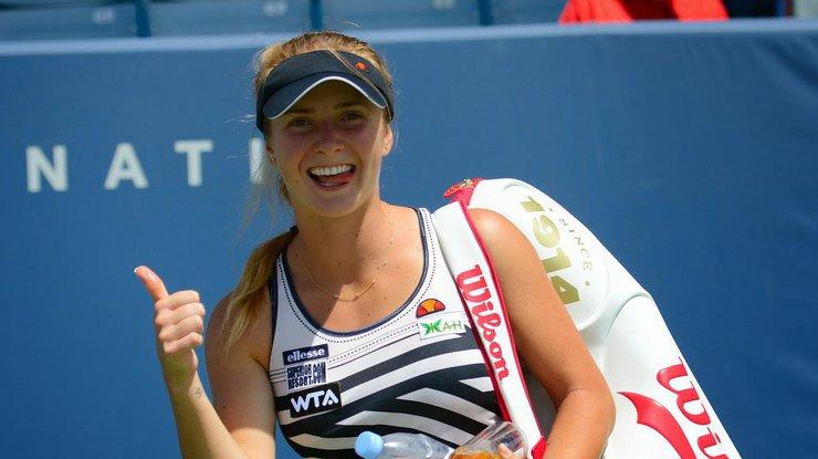 Свитолина несмогла выйти вчетвертьфинал теннисного турнира вИндиан-Уэллсе