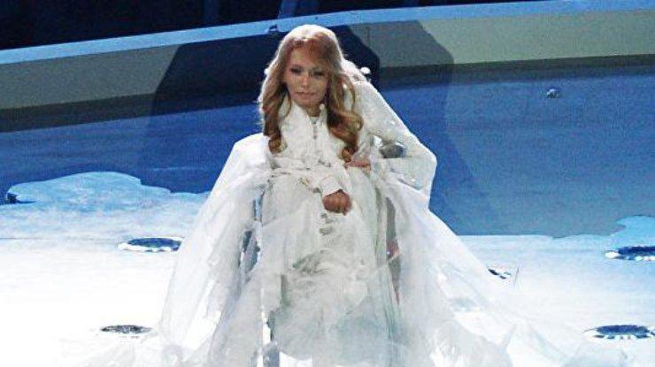 На «Евровидение-2017» Российскую Федерацию представит Юлия Самойлова