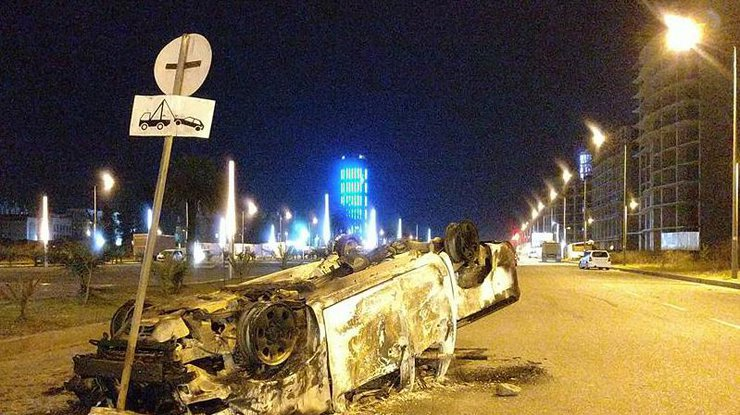Организаторы беспорядков вБатуми будут наказаны— МВД Грузии