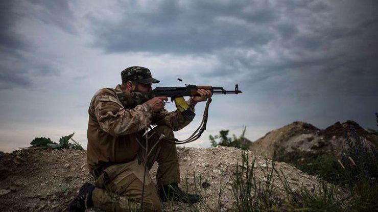 Двое украинских военных погибли в итоге столкновения свражеской ДРГ
