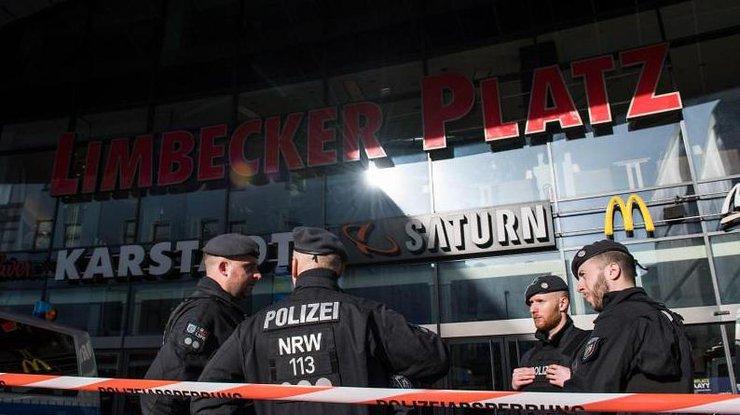 Милиция ФРГ сообщила опредотвращении теракта вЭссене