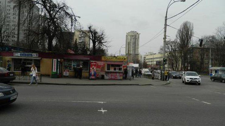 Драка сострельбой вСоломенском районе столицы Украины : есть раненые