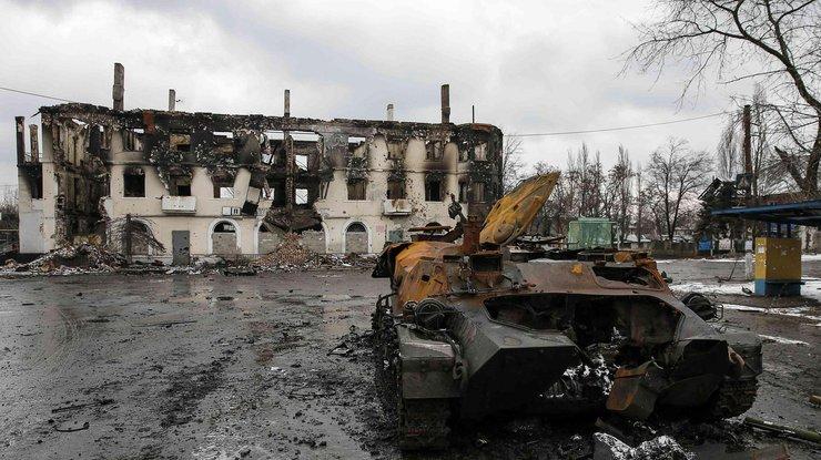 Отконфликта наДонбассе пострадали неменее 33 тыс. человек