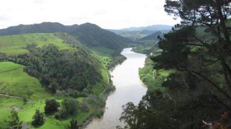 Река в новейшей Зеландии получила права человека