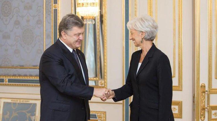 О выделении Украине очередного кредит
