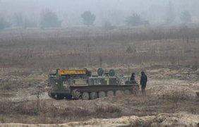 Круче Робин Гуда: украинские десантники испытали ракетный комплекс (фото, видео)