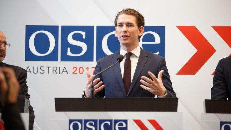 Мандат СММ ОБСЕ вУкраинском государстве продлен доконца марта 2018г.