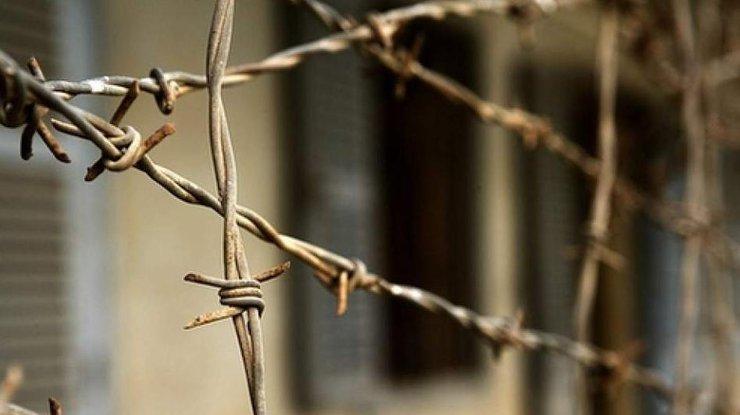 РФ сообщила Украине 12 заключенных изКрыма
