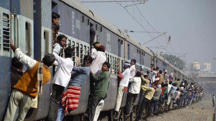 Фермер изИндии отсудил целый поезд задолги— Счастье привалило