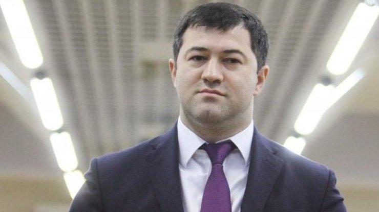 Руководителя фискальной службы Украины Романа Насирова арестовали на2 месяца