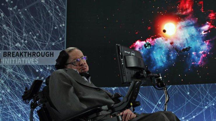 Стивен Хокинг отправиться в космос