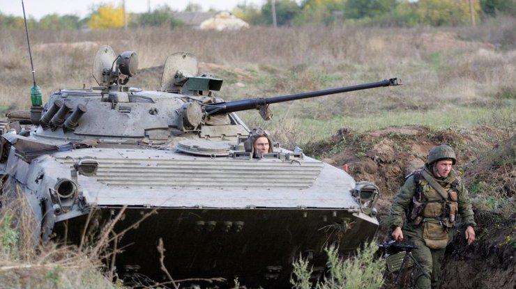 Штаб АТО: около Авдеевки умер военный