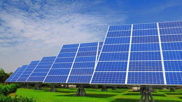 ВУкраинском государстве построят огромную солнечную электростанцию