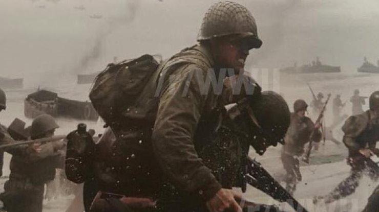 Следующая Call ofDuty вернёт серию воВторую Мировую войну