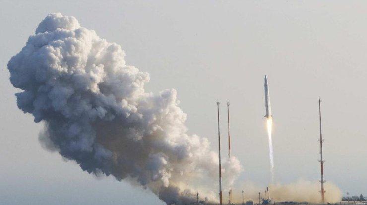 КНДР проверила мотор баллистической ракеты