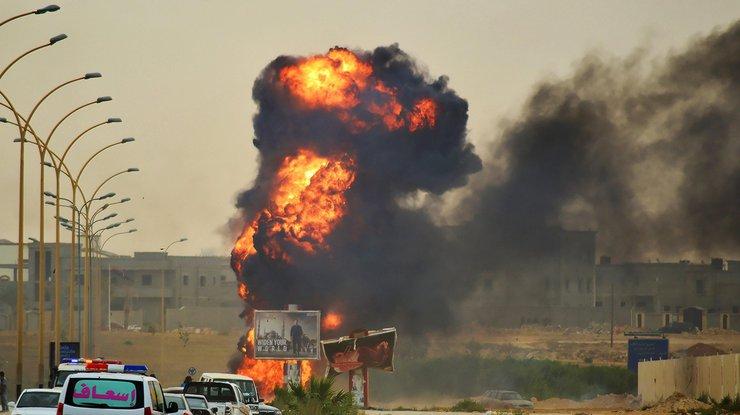 В итоге теракта погибли 17 человек, 60 ранены— Багдад