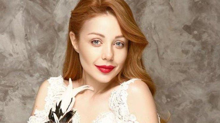 Тина Кароль предстала всоблазнительном образе настраницах украинского глянца