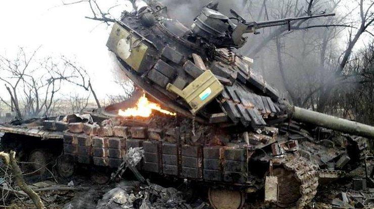 НаДонбассе отпули снайпера боевиков умер боец АТО