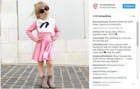 Голди. Follow @ fancytreehouse. Аккаунт 4-летней модницы из Калифорнии по имени Голди