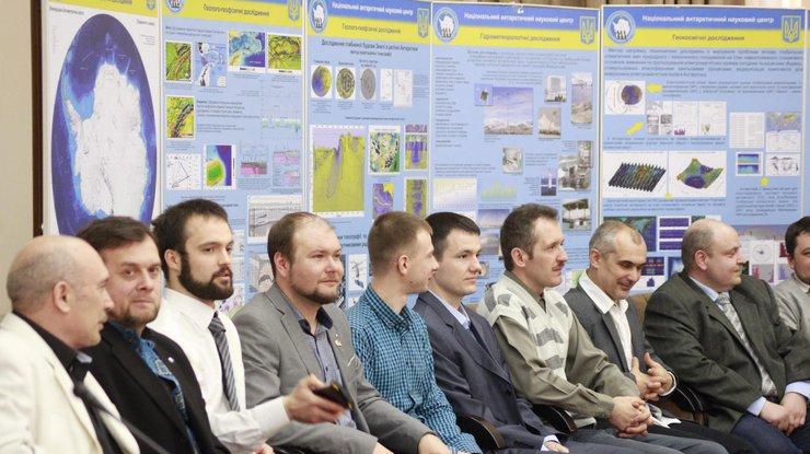 1 апреля украинские ученые отправятся в экспедицию в Антарктику
