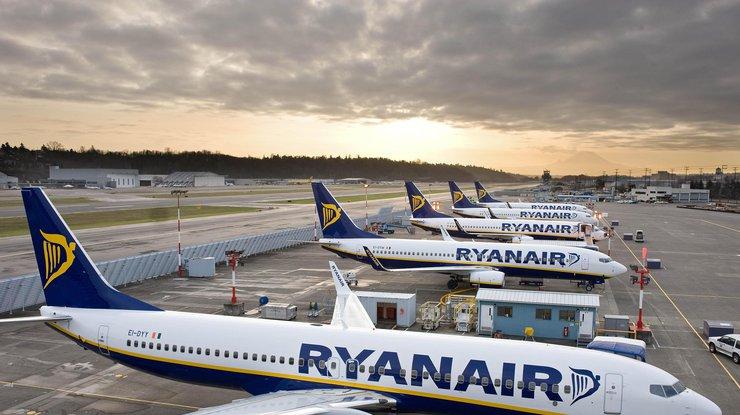 Аэропорт Борисполь неможет удовлетворить запросы Ryanair