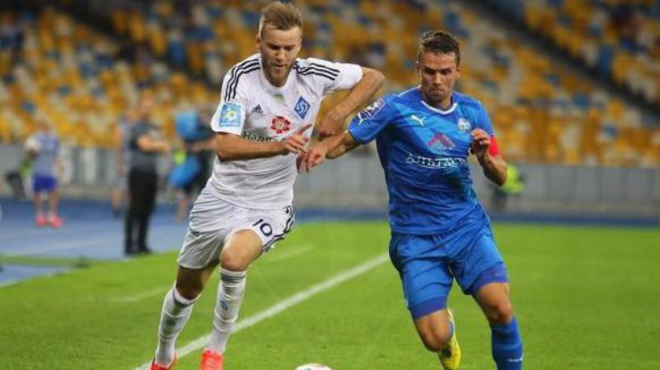 Динамо напоследних минутах вырвало победу уОлимпика