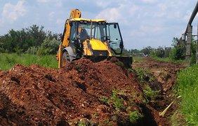 Газ в Авдеевку и поселок Ясиноватского района идет с территории, не подконтрольной Украине