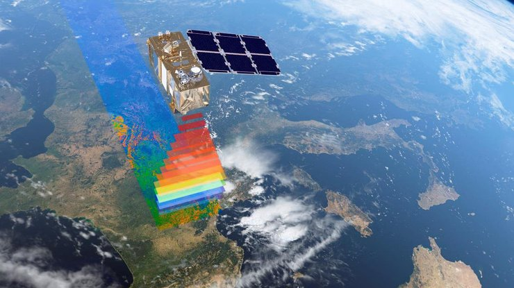 Ракета-носитель сукраинским двигателем успешно вывела наорбиту европейский спутник