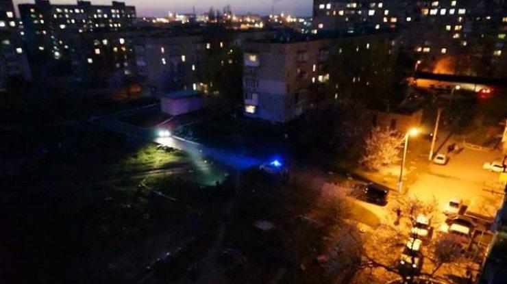 ВКропивницком произошла стрельба: размещено видео сместа происшествия