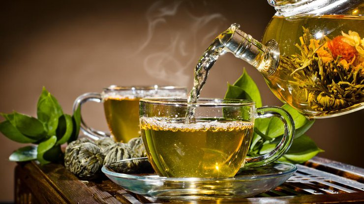 как заваривать зеленый чай правильно в чайнике