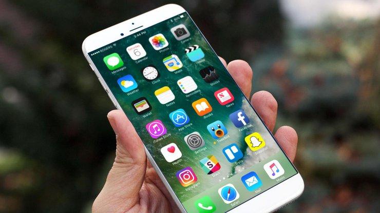Стало известно, что iPhone-8 буде работать поотпечаткам пальцев
