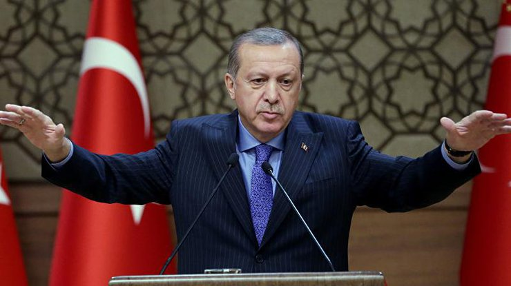 Эрдоган— наблюдателям ОБСЕ: Знайте свое место