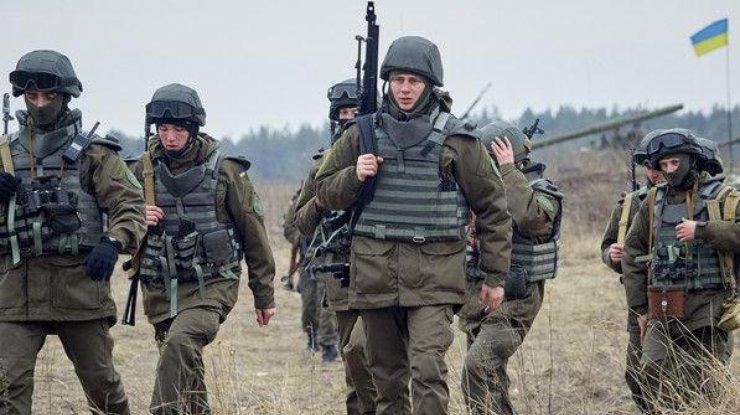 ВМинобороны назвали основные направления военных действий наДонбассе, карта зоны АТО