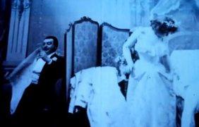 Франция, 1896 год. Первый порнофильм в истории кинематографа