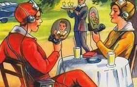Как представляли технологии будущего французские иллюстраторы 1924 года