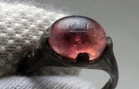 Кольцо викинга IX века
