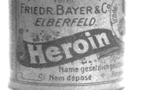 В начале ХХ века героин выписывали от кашля