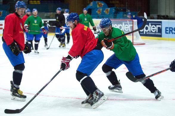 Чемпионат мира похоккею вКиеве: Украина сыграет без капитана