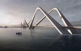 Мост, Вьетнам. Фото: archdaily.com