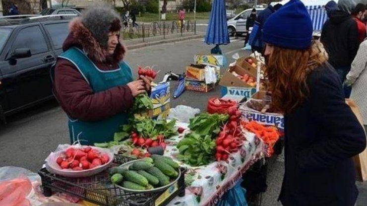 Средние цены насельхозпродукцию вгосударстве Украина увеличились на11%