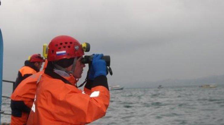 Вакватории Черного моря врайоне Керченской переправы затонул сухогруз «Герои Арсенала»