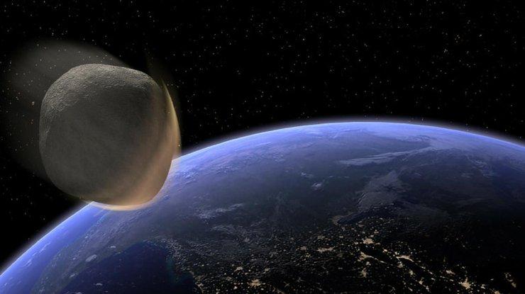 NASA сообщило о приближении к Земле астероида