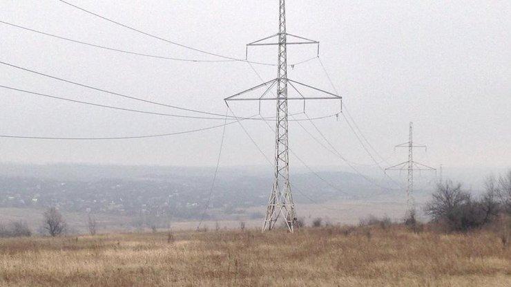 МинВОТ: СЦКК согласовал заявку поремонту ЛЭП вАвдеевке