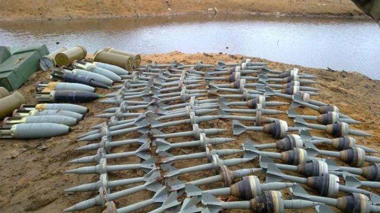 Агентура: русские военные наладили реализацию иобмен боеприпасов наДонбассе