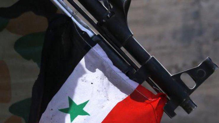 ВСирии умер  русский  военнослужащий Сергей Бордов