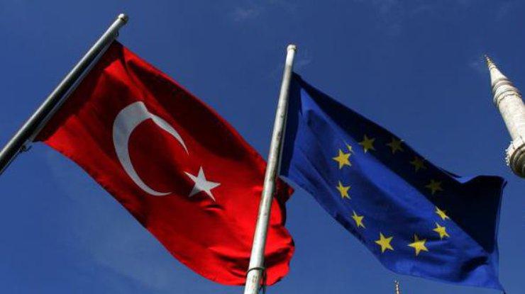 ЕСможет остановить переговоры овступлении Турции всоюз,