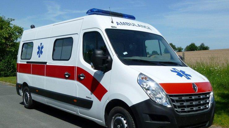 Отвзрыва вЗапорожской области пострадали два молодых парня