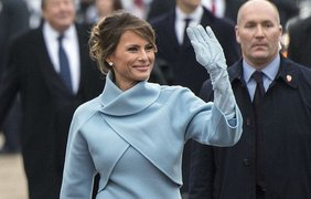 Мелания Трамп: самые стильные образы первой леди США (фото)