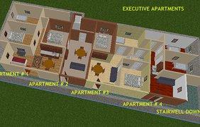 В США создали элитный бункер на случай ядерной войны (фото)